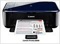 Máy in phun màu đa chức năng Canon Pixma E500 In,scan,copy