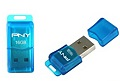 USB Flash 16G PNY CURVE Attache - USB 2.0