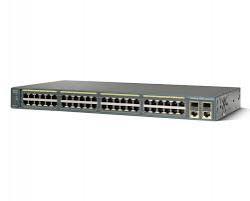 Catalyst 2960 48 10/100 + 2 T/SFP LAN Lite Image