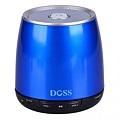 Loa nghe nhạc Bluetooth hiệu DOSS DS-1162 màu xanh