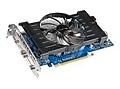 Cạc màn hình GIGABYTE 1GB DDR3 GTS 450 GV N450D3-1GI , 128bits