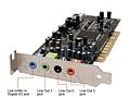 Cạc âm thanh Creative Blaster 5.1 VX