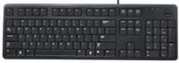 Bàn phím Dell KB212B đen - cổng USB