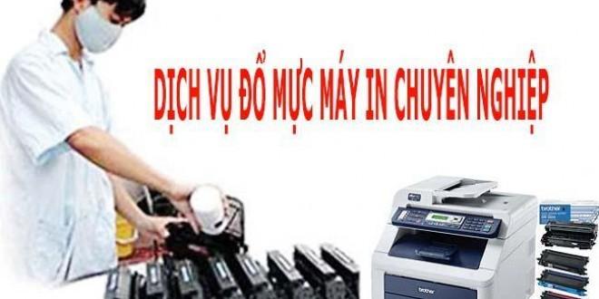 Đổ mực máy in tại Mỹ Đình giá chỉ 55k tại Phúc An Shop