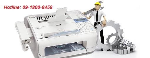 Sửa máy fax (giá 55K) tại Hà Nội