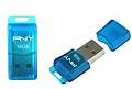 USB Flash 16G PNY CURVE Attache - USB 2.0