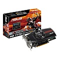 ASUS 1GB DDR5 7770 HD7770-DC-1GD5-V2128bits