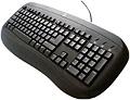 Logitech Keyboard Classic K100 - cổng PS2