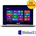 Máy tính xách tay Asus K451LA-WX147H-Đen