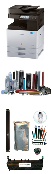 Máy photocopy và phụ kiện