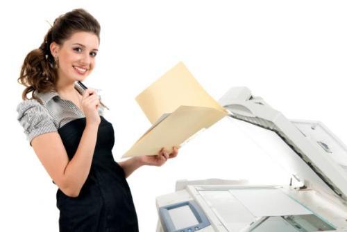Sử dụng máy Photocopy an toàn cho sức khỏe