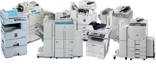 Đổ mực máy photocopy Ricoh và các loại